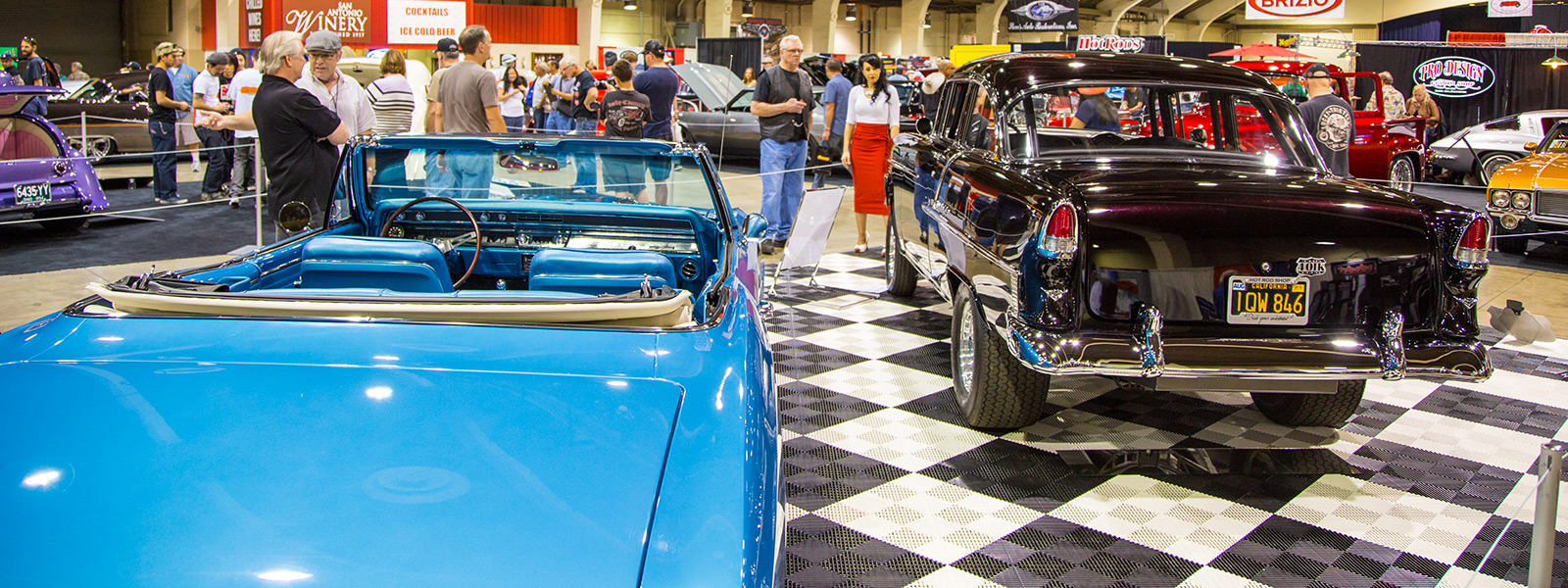 Grand National Roadster Show at Fairplex