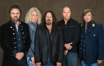 38 Special, The Marshall Tucker Band and The Outlaws at the LA County Fair