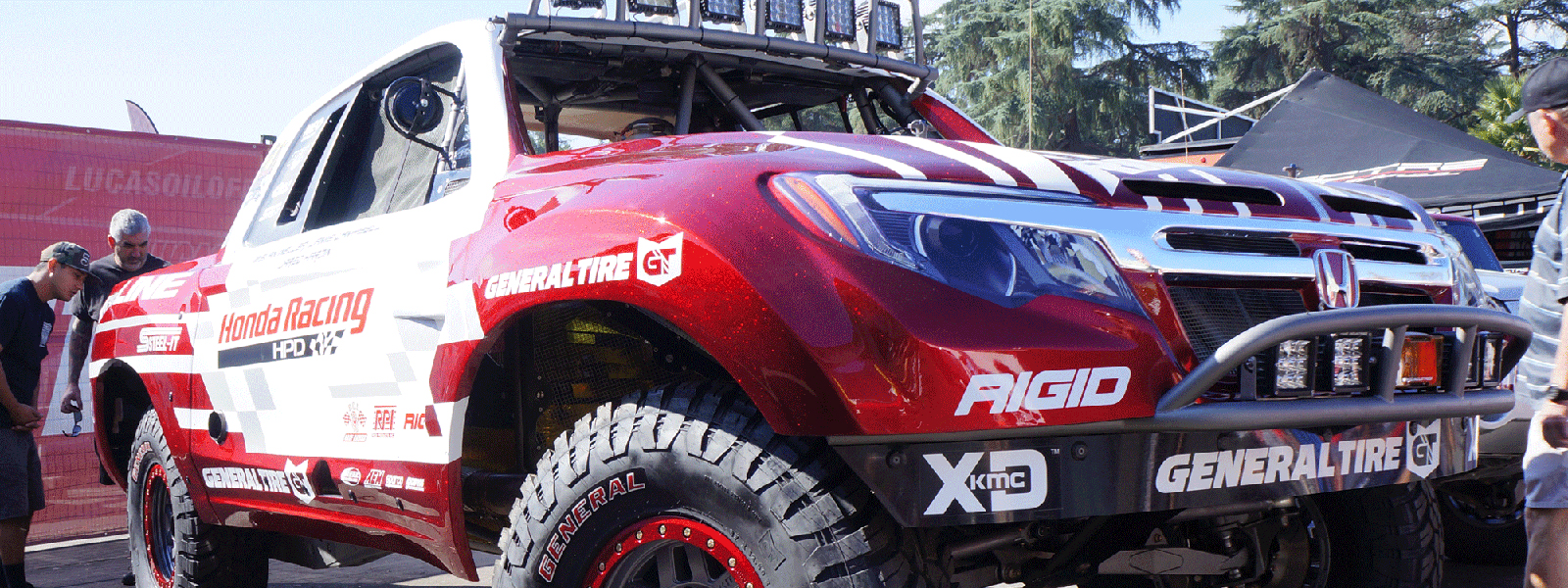 Lucas Oil Off-Road Expo