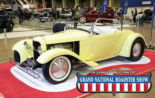 71st Grand National Roadster Show