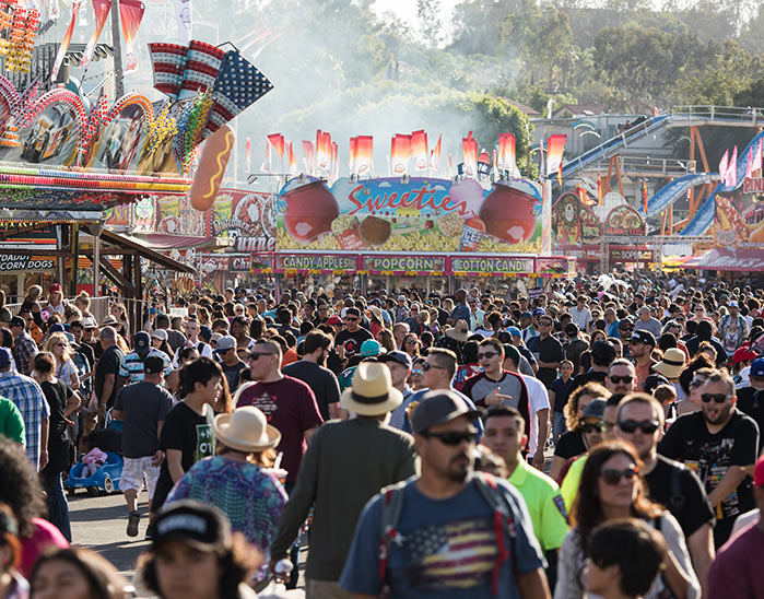 Fairplex in Pomona California a Super Destination in the Greater Los Angeles