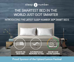 Sleep Number is a proud sponsor of the Upland Lemon Festival 2019